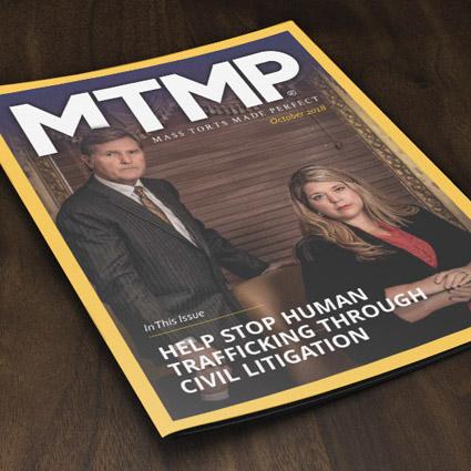 MTMP Conference branding, social media