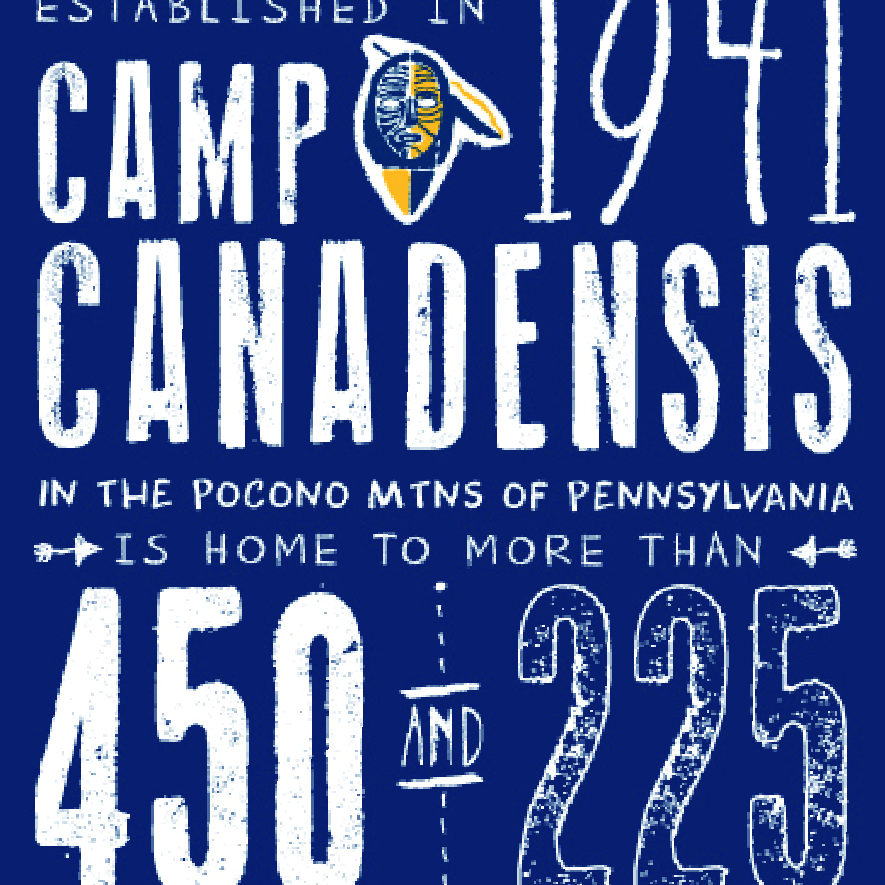 Camp Canadensis Website & Collateral