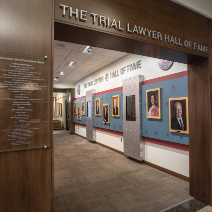 Trial Lawyer Hall of Fame Website & Branding